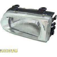 Farol - Arteb - Gol 1995 Até 1999 - H4 - Lado Do Motorista - Cada (Unidade) - 0160181