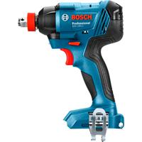 Chave De Impacto Profissional Bosch À Bateria Gdx180-Li, 18 Volts