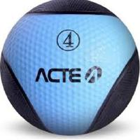 Medicine Ball 4Kg Acte Sports T104 Azul