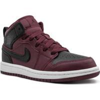 Jordan Air Jordan 1 Sneakers - Vermelho