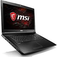 """Notebook Msi Gl72 V2 Intel I7-7700Hq Tela 17.3"""" Ips 1080P Gtx 1050 (2Gb) Ssd 120Gb M.2 Hd 1Tb Ram 16Gb Ddr4 E Windows 10 Home 64Bit"""