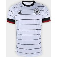 Camisa Seleção Alemanha Home 19/20 - Torcedor S/Nº Adidas Masculina - Masculino