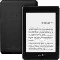 Novo Kindle Paperwhite, Cor Preta, 8 Gb,Wifi