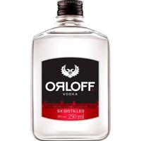 Vodka Nacional 5X Distilled 250Ml Orloff