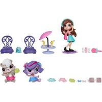 Boneca Littlest Pet Shop - Passaport Fashion - Picnic Em Paris - Hasbro - Feminino-Incolor