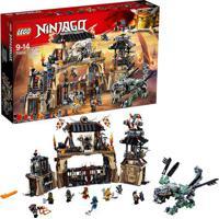 Lego Ninjago - Poço Do Dragão - 70655 Lego 70655