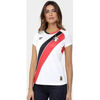 Camisa Joinville Ii 2015 S/Nº Torcedor Umbro Feminina - Feminino