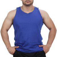 Camiseta Regata Academia Masculino Azul