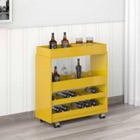 Bar Surf Plus Amarelo - Imcal