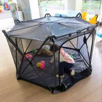 Cercado Para Bebê - My Place - Desmontável - Preto - Safety 1 St