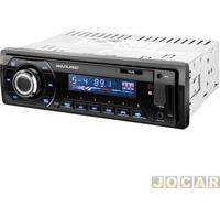 Auto Rádio Mp3 Player - Multilaser - Talk - Com Usb E Bluetooth - Cada (Unidade) - P3214