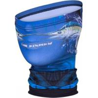 Bandana Go Fisher Proteção Solar Uv 50 Marlin - Tbgo11 - Masculino-Azul