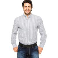 Camisa Social Lacoste Original Muccashop