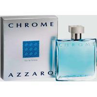 Perfume Masculino Azzaro Chrome Azzaro - Eau De Toilette - 50Ml