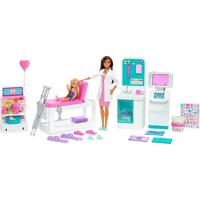 Boneca Barbie Profissões Clínica Médica