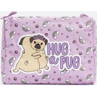 Nécessarie Tijolão Estampa Hug A Pug