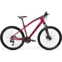 Bicicleta Gts Aro 29 Freio A Disco Hidráulico Câmbio 27 Marchas E Amortecedor Gts M1 I-Vt - Feminino