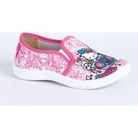 Tênis Infantil Slip On Hello Kitty 172531750