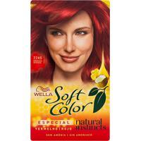 Tintura Creme Soft Color Wella Granada Intenso 7745 Kit