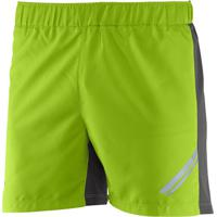 Short Agile Verde - Salomon - Masculino-Verde