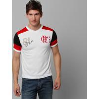 Camiseta Flamengo Retrô - Zico - Masculino