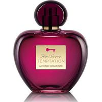 Perfume Feminino Her Secret Temptation Antonio Banderas Eau De Toilette 80Ml - Feminino-Incolor