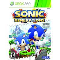Sonic Generations - Xbox 360 - Unissex