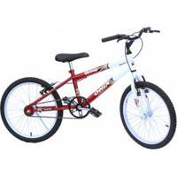 Bicicleta Aro 20 Mtb Onix Convencional - Unissex