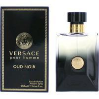 Versace Pour Homme Oud Noir Gianni Versace Eau De Parfum Masculino 100 Ml