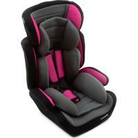 Cadeira Para Auto Tour 9 A 36Kg Cosco Cinza/Rosa