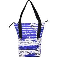 Shopping Bag Source - Jacarta - Estampado - Altura 40 Cm X Largura 37 Cm X Comprimento 10 Cm