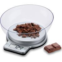 Balança Digital Com Recipiente Para Cozinha 3 Kg - Balanças 20 X 18 X 8 Cm Diversos