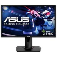 Monitor Gamer Led Asus 24´, Full Hd, Hdmi/Dvi-D/Display Port, Gsync Compatível, Altura Ajustável, 165 Hz, 0.5 Ms - Vg248Qg