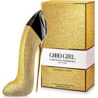 Perfume Carolina Herrera Good Girl Glorious Gold Feminino Eau De Parfum