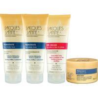 Kit De Shampoo & Condicionador Hidratante + Mã¡Scara Hidratanjacques Janine
