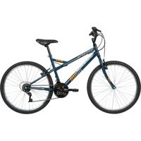 Bicicleta Lazer Caloi Montana Aro 26 - Quadro Aço - 21 Velocidades - Chumbo