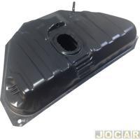 Tanque De Combustível - Alternativo - Igasa - Uno 1995 Até 2004 - Smart 2000 Até 2001 - 55 Litros - Bóia Oval Grande - Leia A Descrição Detalhada - Preto - Cada (Unidade) - 2014A