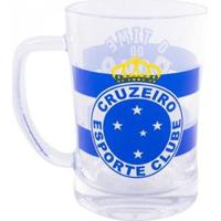 Caneca De Vidro 660Ml Cruzeiro - Unissex