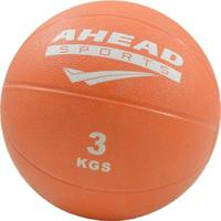 Medicine Ball Ahead Sports 3Kg - Unissex