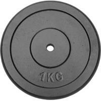 Anilha Para Musculação 1Kg Wct Fitness - Unissex