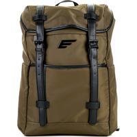 Bolsa Ellus Backpack Adventure - Masculino-Verde Militar