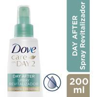 Spray Revitalizador Dove Day After Para Hidratar E Redefinir 200Ml