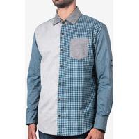 Camisa Chambray 200064