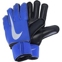 Luvas De Goleiro Nike Gk Match - Adulto - Azul/Preto