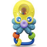 Chocalho Amigos Do Mar Polvinho Zoop Toys