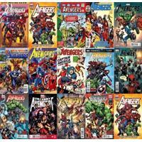 Papel De Parede Adesivo Revistas Marvel