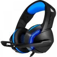 Headset Gamer Elite Fog-0496 Leadership Azul