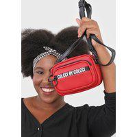 Bolsa Colcci Camera Bag Vermelha