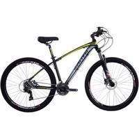 Bicicleta South New R06 2018 Aro 29 Alumínio Suspensão Trava No Guidão 21 Marchas - Unissex