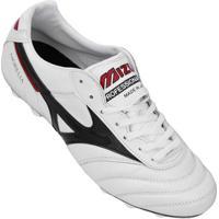 f3722fc3c7b1c Netshoes  Chuteira Mizuno Campo Morelia Japan Md2 Masculina - Masculino